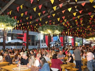 Oktober de Igrejinha comemora sucesso do primeiro final de semana