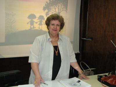 Amifest lamenta a morte da professora Berenice Gonçalves Hackmann