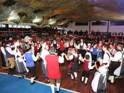 Encontro de Grupos de Danças Folclóricas Infanto-Juvenil