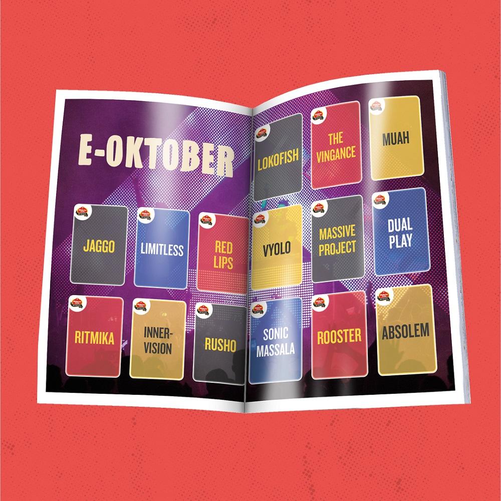 Seleção de Atrações Oktober