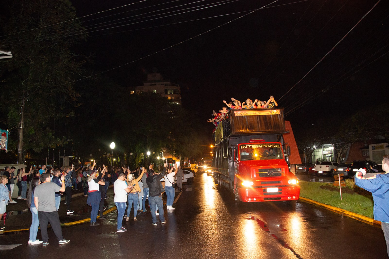 Carreata do Chopp 32ª Oktoberfest