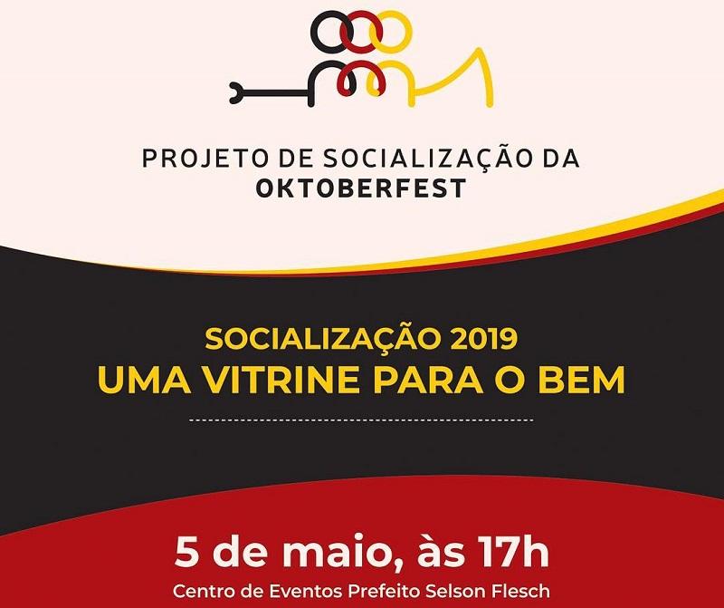 Projeto de Socialização será apresentado neste domingo