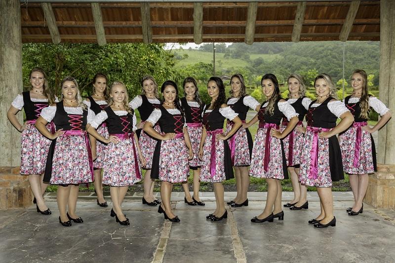 Candidatas a Rainha e Princesas da Oktober de Igrejinha participam do Encontro das Comissões nesta sexta-feira