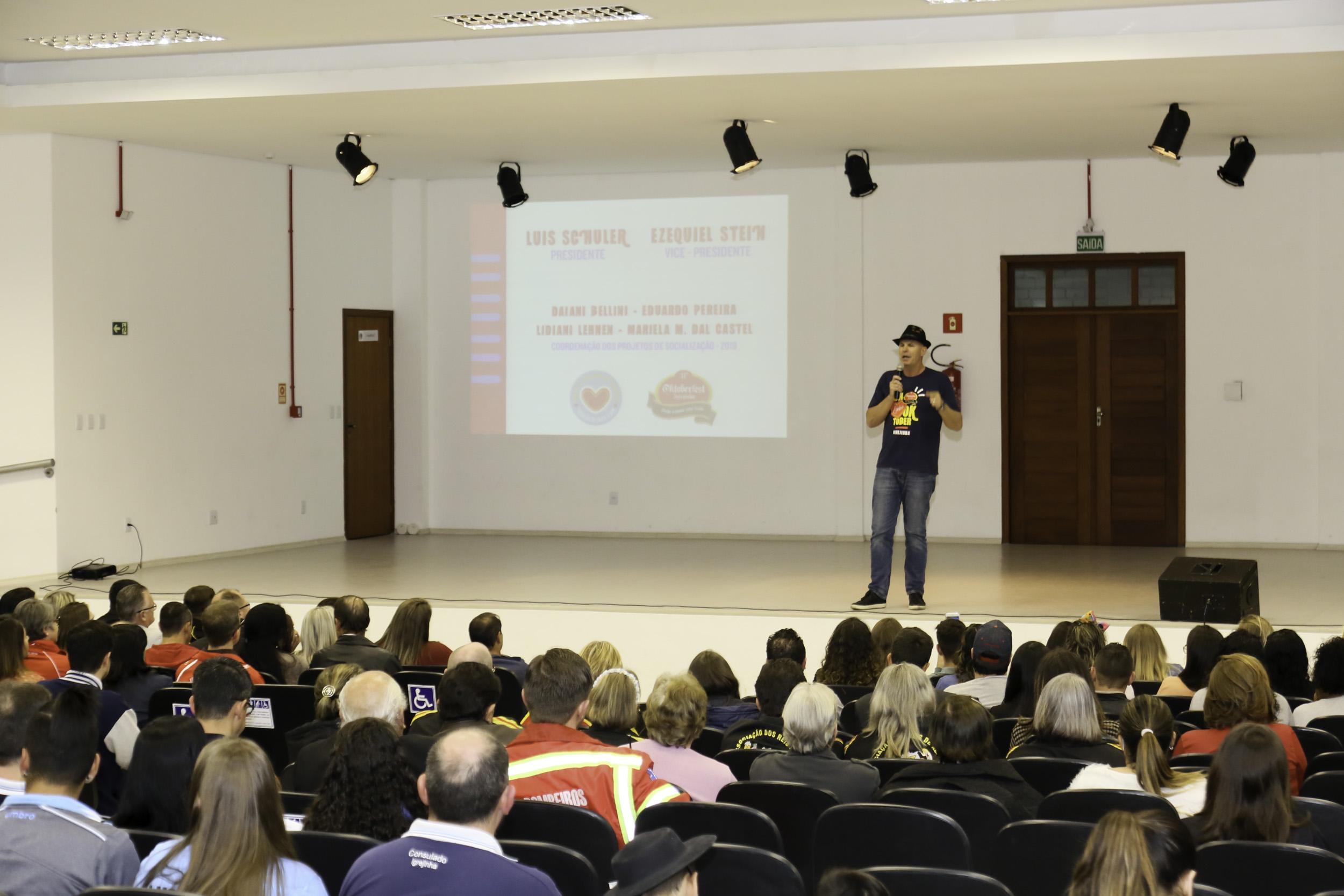 Projeto de Socialização beneficiou mais de 159 mil pessoas na edição de 2018