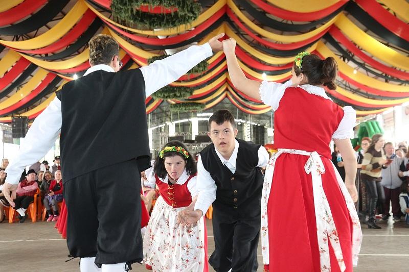 Bessonderertag levou mais de mil visitantes ao Parque no dia especial das APAE´s
